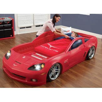 Step2 Corvette Dresser by Found It At Wayfair Step2 Corvette Car Bed With Lights