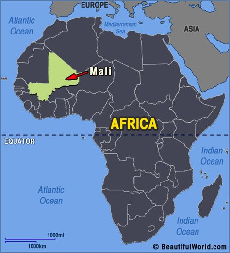 where is mali on the world map map of mali facts information beautiful world travel