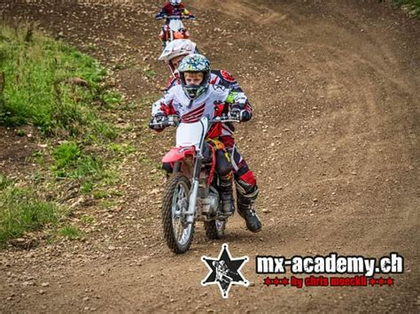Kinder Motorrad Fahren Lernen by Kinder Motocross Und Mini Motocross Schweiz Mx Academy