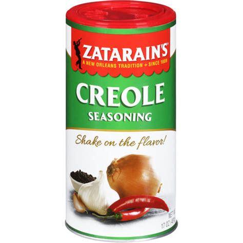 zatarain s creole seasoning 17 oz walmart com