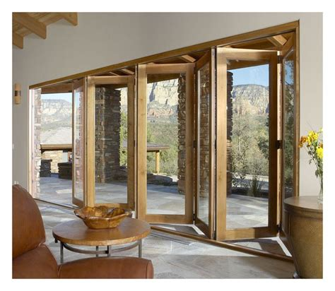 glass panaoramic bi fold doors vista pointe bi fold multi slide patio door hurd windows
