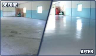 Deck And Patio Paint Garage Floor Amp Epoxy Coatings Sealtech