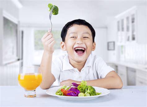 Menambah Kecerdasan Anak bunda ketahui cara menambah nafsu makan pada anak go dok