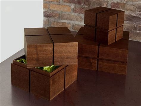 Decorating With Wooden Boxes The Multifunctional Hako Storage Unit