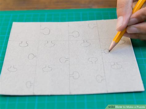 How To Make A Puzzle From A Picture In Photoshop