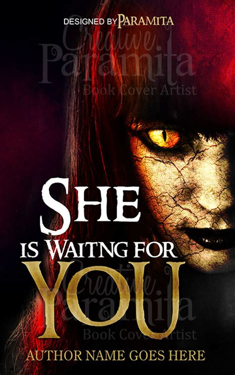 waiting for you books she is waiting for you premade book cover