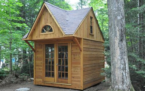 Cottage Bunkie Ideas by Our Popular Permit Free Cottage Bunkie Loft Upstairs