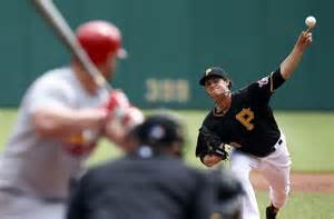 matt holliday pitcher pittsburgh jeff locke gets done against st louis