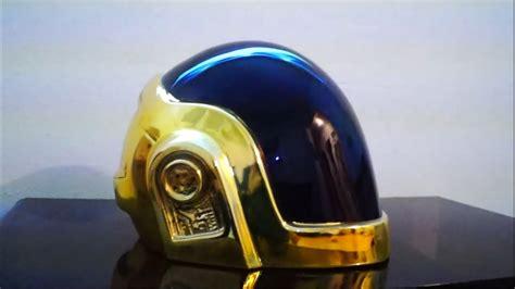 daft punk helmet homemade daft punk helmet timelapse 300h doovi