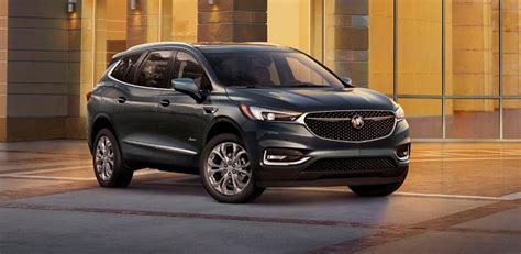 2020 Buick Enclave Changes by 2020 Buick Enclave Changes Specs Release Date And Price