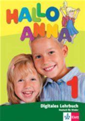 libro hallo anna arbeitsbuch 1 pandora klett yayınevine ait kitaplar