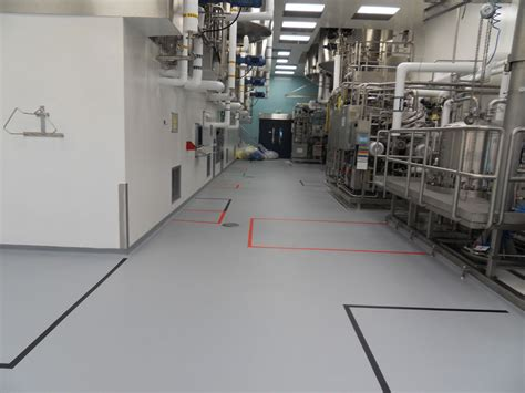Chemical Resistant Epoxy Flooring Brisbane   My Floor