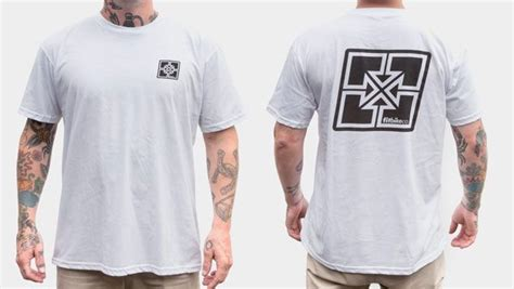 Fit Bike Co White T Shirt product fit bike co new t shirts