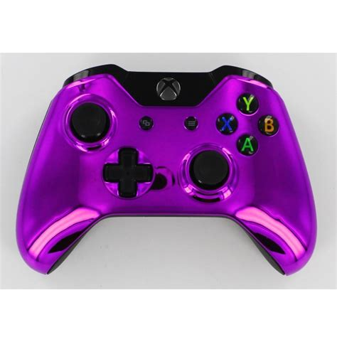 chrome xbox one chrome purple xbox one