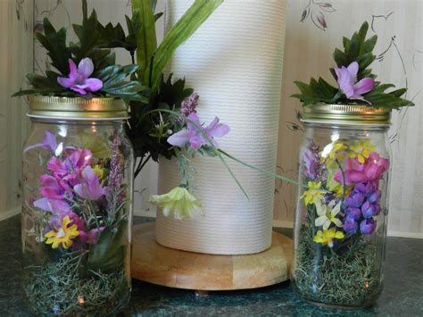 How To Decorate Glass Jars by How To Reuse Decorate Glass Jars