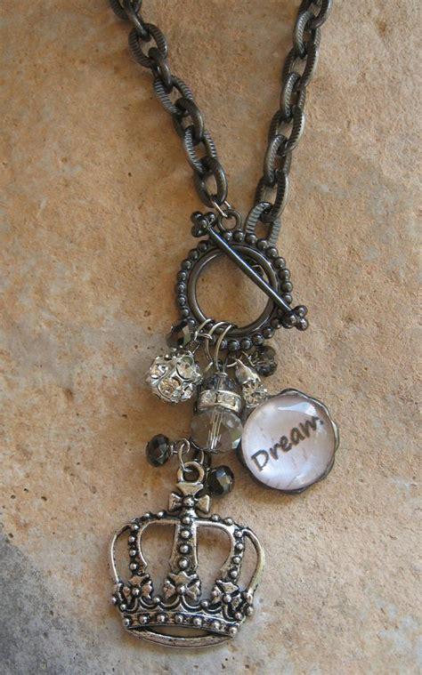 105 Best Images About Shabby Chic Jewelry On Pinterest Shabby Chic Jewelry