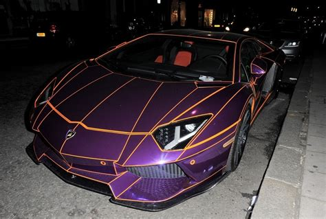 Glow In The Lamborghini At Glow In The Lamborghini Spotted Again With A