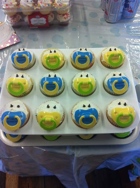 Recipes For Baby Shower Cupcakes by Laughter Recipe Baby Shower Cupcakes