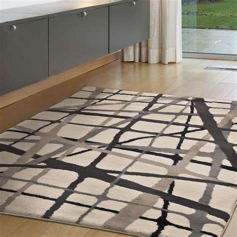 yotta rug allen roth yotta rectangular geometric woven area rug common