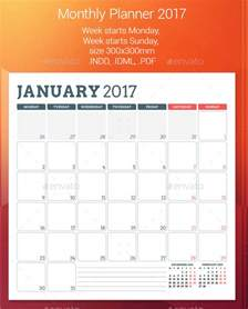 editable monthly calendar template calendar template 18 free psd vector eps png format