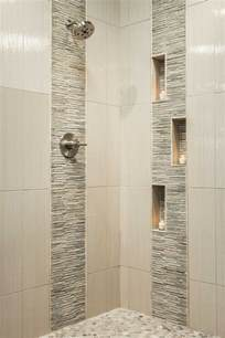 Alternative To Tiles In Bathroom Walls Stylish Vertical Tile In Shower Design Ideas