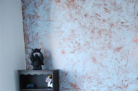 Peinture Murale Effet Avec Appliquer Une Peinture Effet