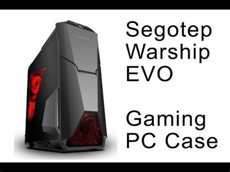 Casing Segotep Gaming Warship segotep warship evo gaming pc middle to high tower pc