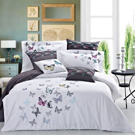 butterfly queen comforter set butterflies by seasontex beddingsuperstore com