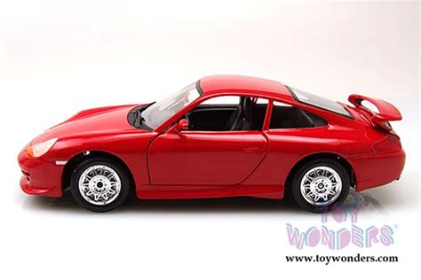 Porsche Gt3 Model Car by Porsche Gt3 Top 22084r 1 24 Scale Bburago Wholesale