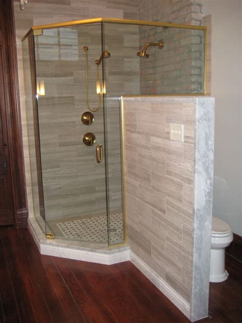 marble threshold bathroom master bath vanity shower threshold and kneewall cap