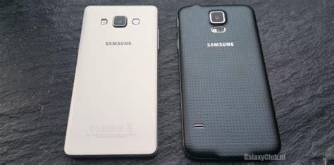 Samsung A5 Vs S5 vergelijking samsung galaxy a5 versus galaxy s5