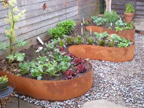Garden Borders Edging Ideas 37 Creative Lawn And Garden Edging Ideas With Images Planted Well