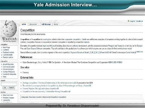 Yale Part Time Mba Program by Mba Best Practices