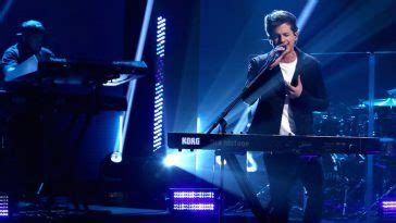 charlie puth ellen arcade fire performs quot everything now quot on quot the ellen