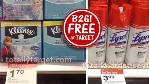 nice target deals  kleenex tissues lysol spray totallytargetcom