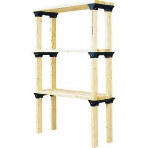 shelflink shelf bracket 6pk 2x4 basics kit ebay