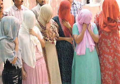 light area in delhi six delhi brothel inmates rescued