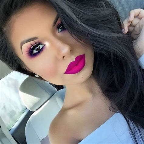 B Never Busy To Be Beautiful Lip Barrier by The 25 Best Fuschia Lipstick Ideas On Magenta