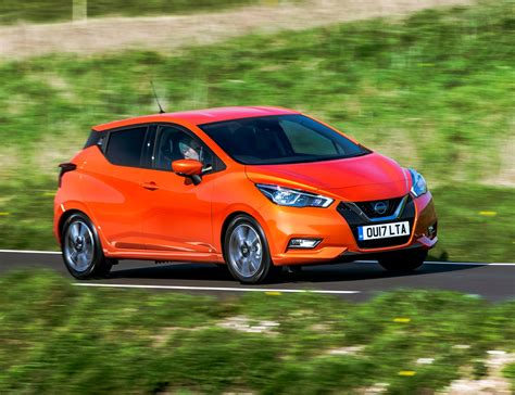 nissan micra hatchback 2017 running costs parkers