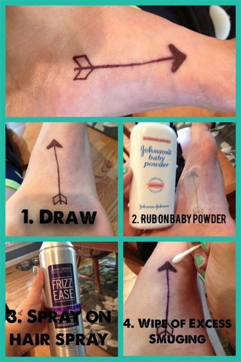 fake tattoos diy best 25 temporary sharpie ideas on diy