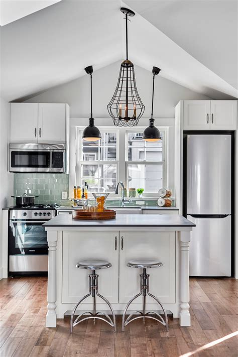 Cool Small Kitchen Ideas by Unique Small Kitchen Island Ideas To Try Decohoms
