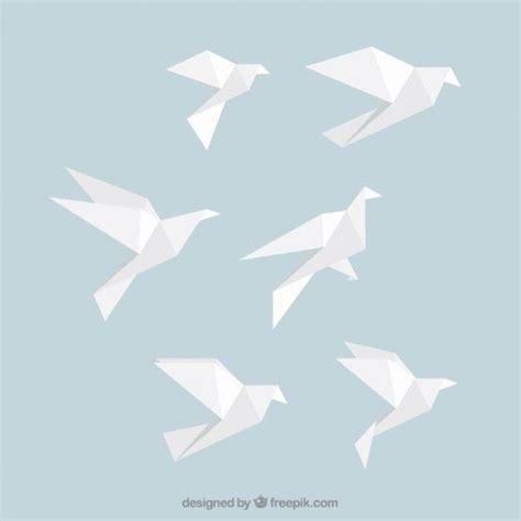 Origami Bird Logo - idea origami birds gt wall for the living room