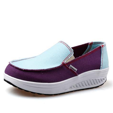 rocker sole running shoes sport running rocker sole shoes casual outdoor slip