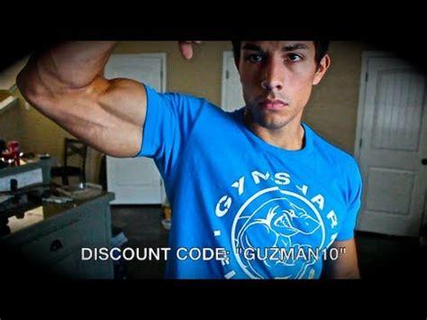 gymshark unboxing  sponsored athlete christian guzman
