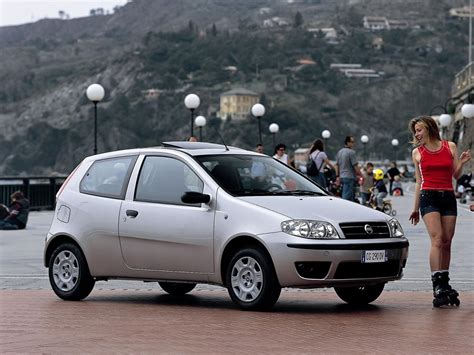 fiat punto technical specifications and fuel economy