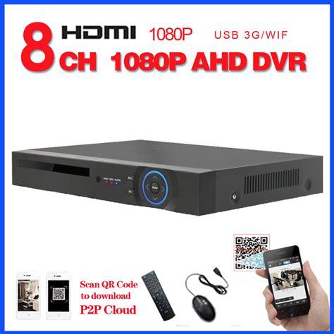 Dvr 8 Channel Real 1080p Jovision hd ahd 1080p cctv surveillance 8ch dvr nvr onvif 8 channel ahdh 1080p hdmi standalone 3g