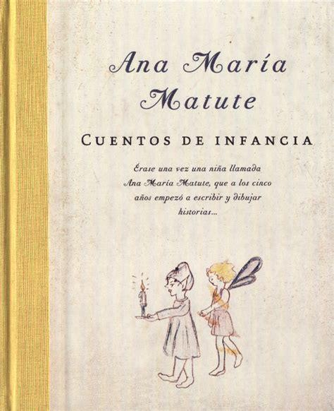 libro maria letras hispanicas ana mar 237 a matute soy feliz biblioabrazo