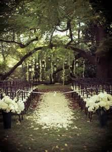 ideas for outdoor wedding ceremony outdoor wedding ceremony wed