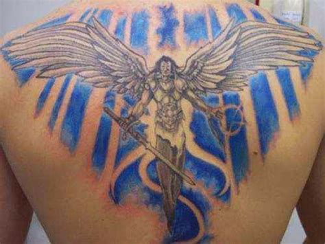 arch angel tattoo arch tattoos 2015