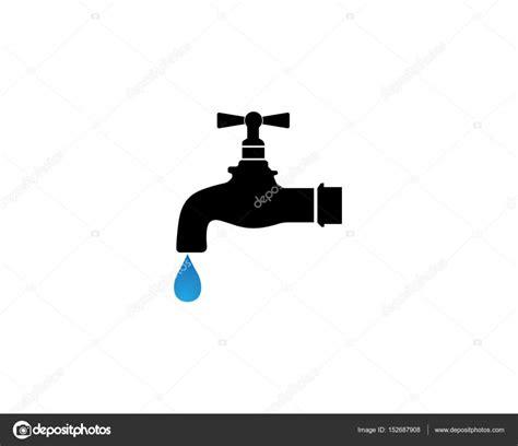 rubinetto acqua acqua rubinetto logo e simboli vettoriali stock 169 elaelo
